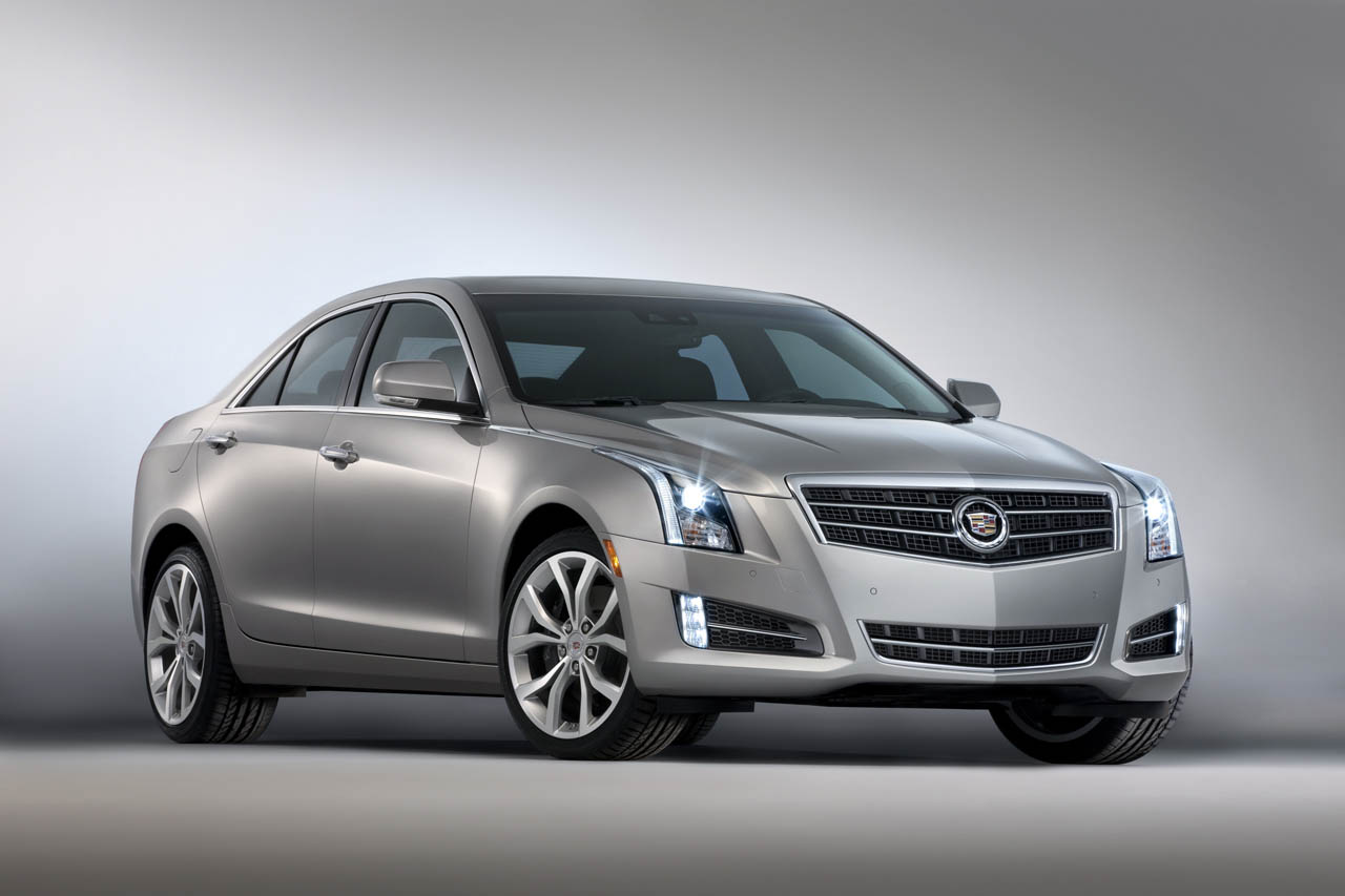 2013 cadillac ats priced starting at 33 990. Black Bedroom Furniture Sets. Home Design Ideas