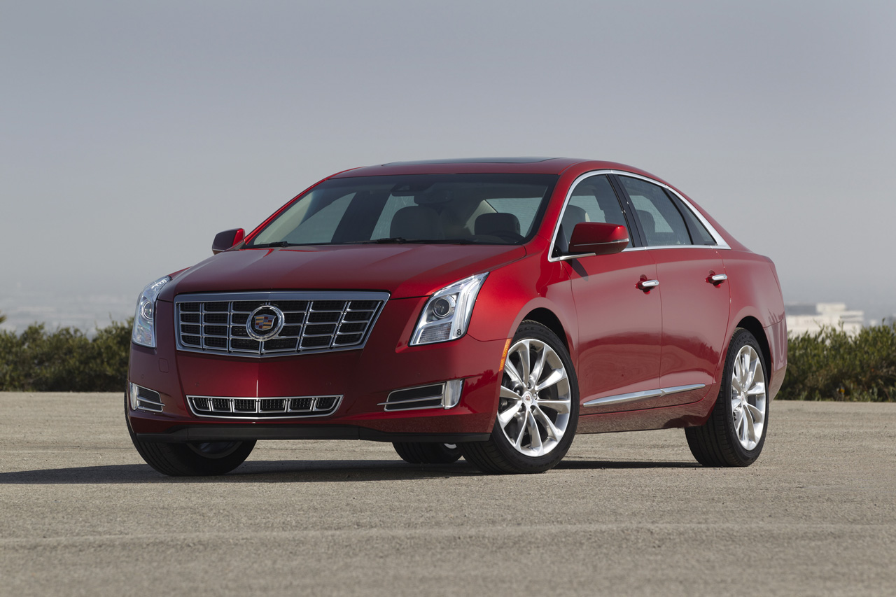 Competition Abound: 2013 Cadillac XTS Poised to Take Others Head-on