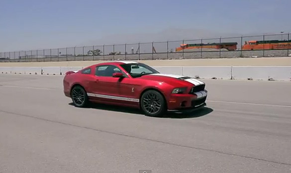 Videos: A Closer Look at the new 2013 Shelby GT500