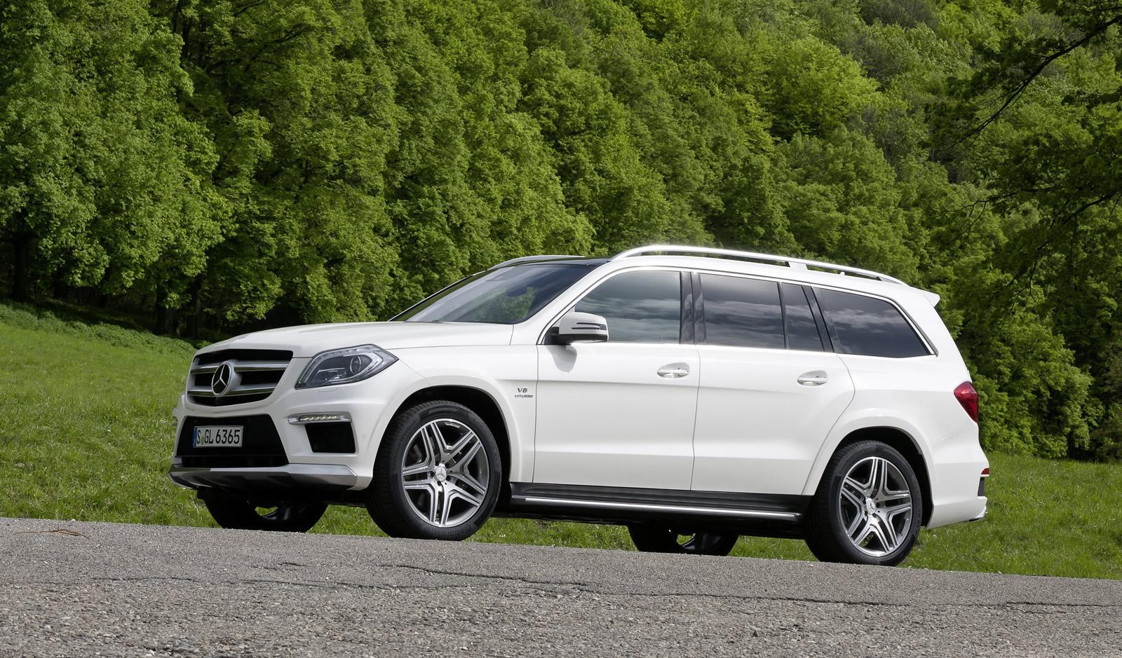 mercedes benz rolls out 2013 gl63 amg 7 passenger rocket ship
