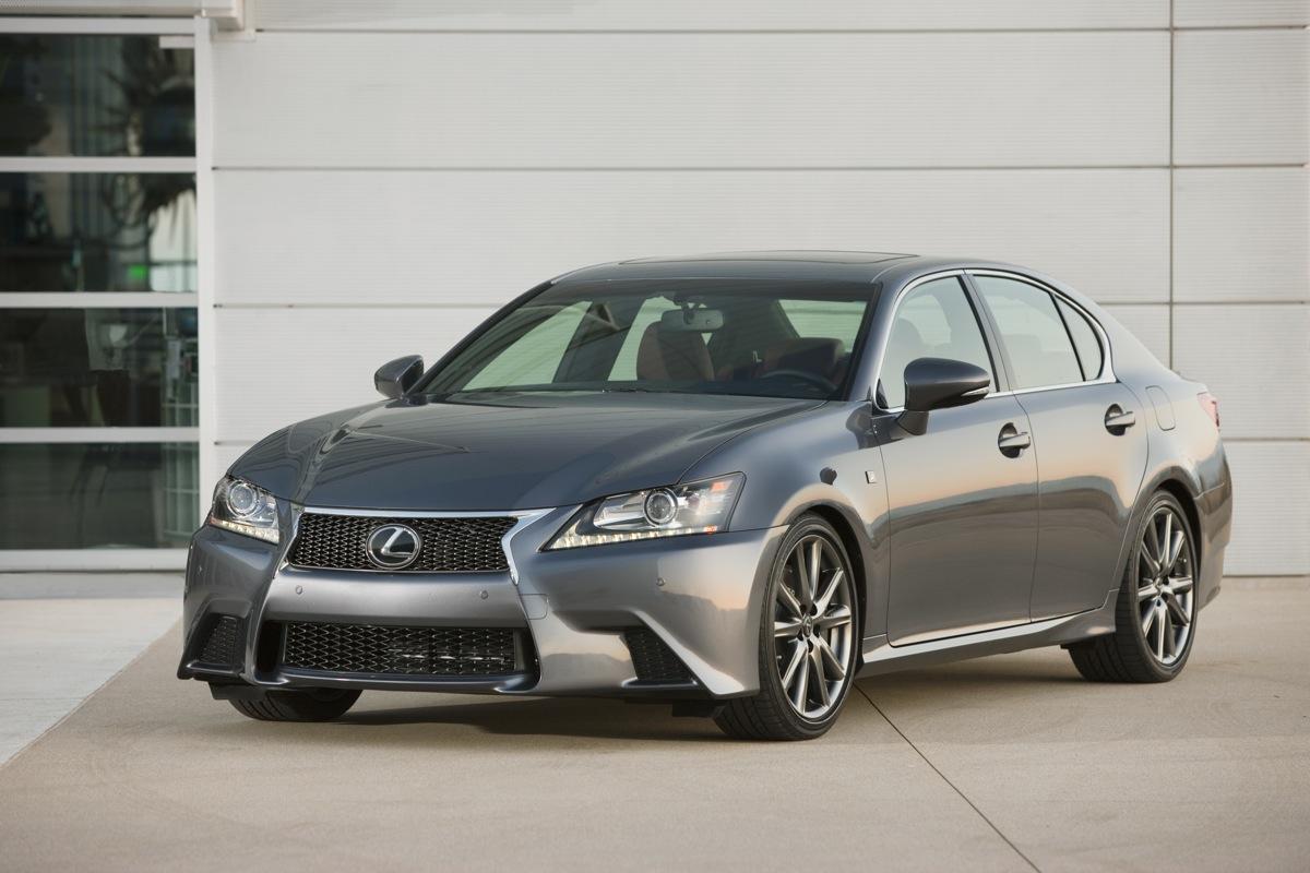 Lexus Issues Recall On 2013 GS 350 F Sport