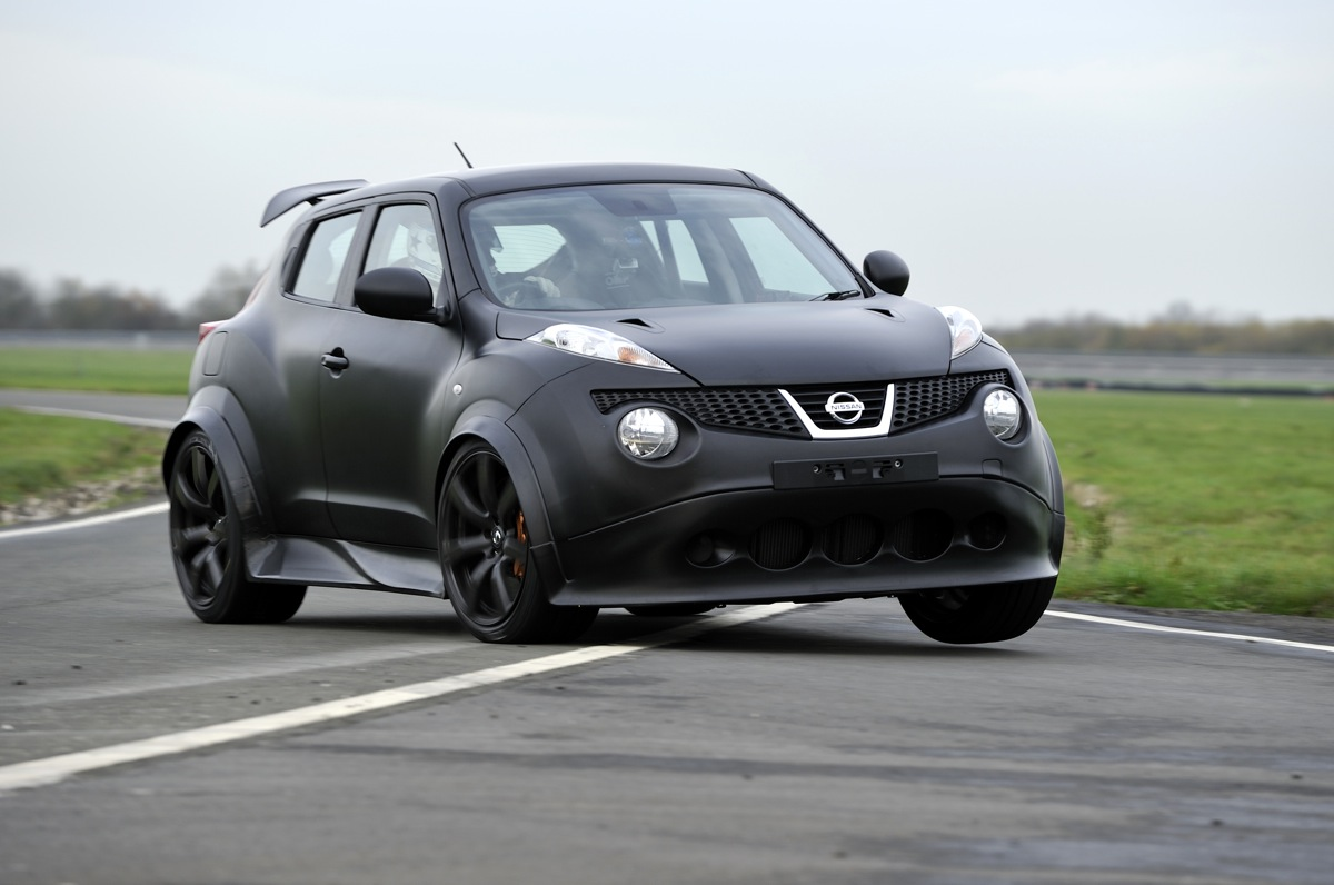 Nissan Juke R Will See 'Very Limited' Production Run