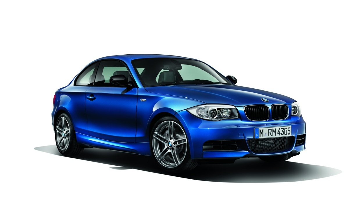 BMW Announces 2013 135is Coupe And Convertible