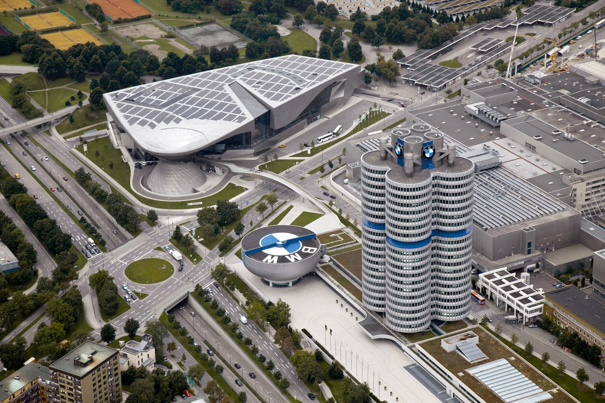 Bmw And Hyundai Consider Sharing Engine Development Costs Report