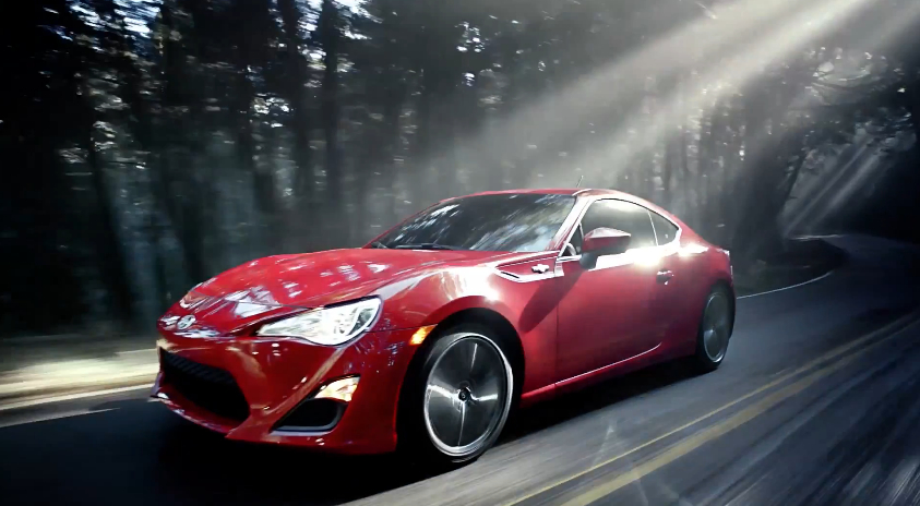 Scion Whets Your Appetite For The FR-S: Video