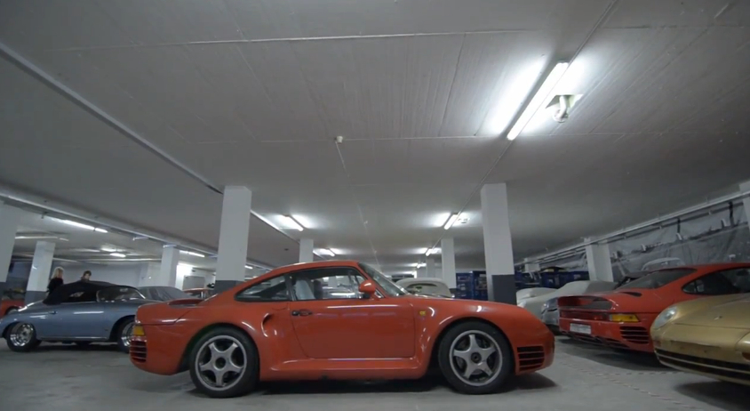 Tour The Workshops Of Porsche Classic: Video