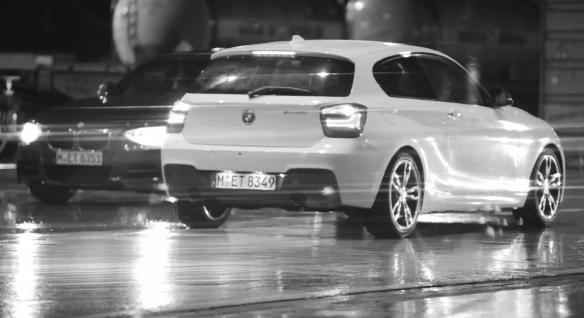 BMW Teases Its 'Forbidden Fruit' M135i: Video