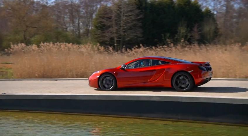 A Tour Of The McLaren Tech Center: Video