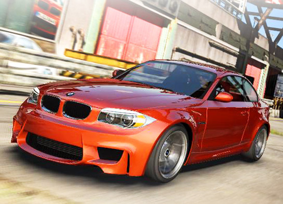 Drive A New BMW 1 Series M Coupe for Free… On Your PC