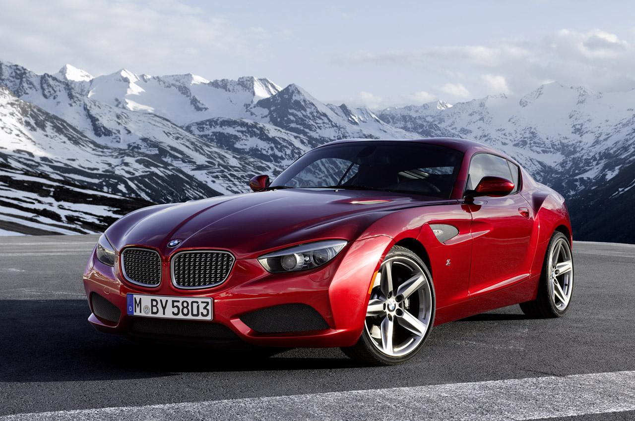 100 Hot Cars 187 Bmw Zagato Coup 233