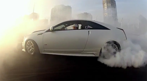 Caddy Ruckus: When INDY & Formula Drift Drivers Get Keys to CTS-V Coupes