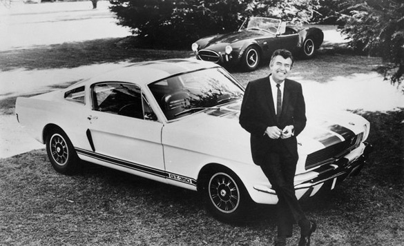 A Tribute to Carroll Shelby – Legendary Entrepreneur and Automotive Icon