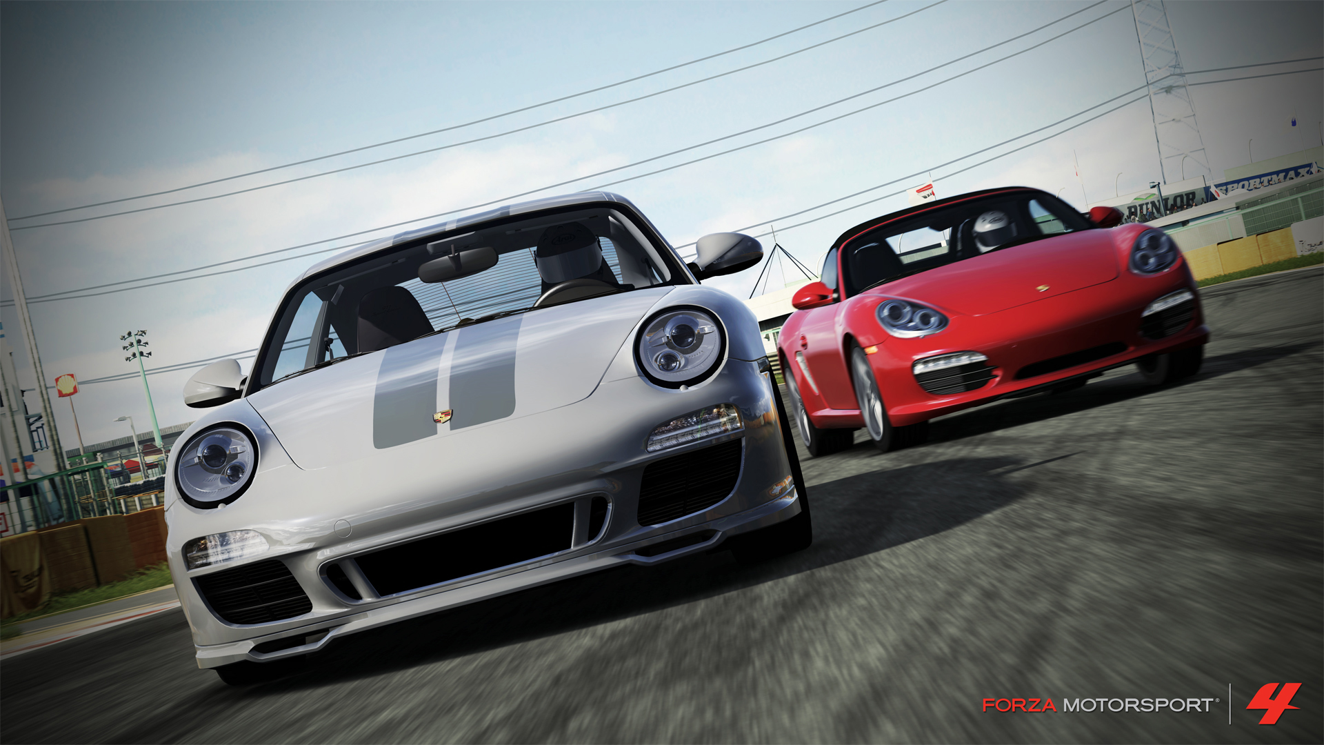 Porsche Returns To Forza Motorsports For Xbox 360