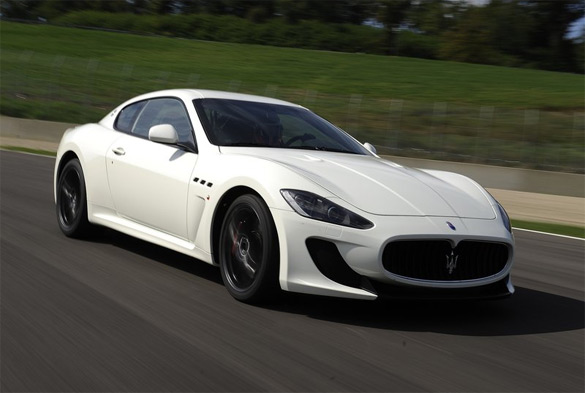Maserati Considering Chasing Down Porsche 911 Turbo with Mid-Engine Competitor