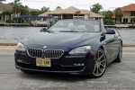 2012 BMW 650ii Convertible Beauty Headon Done Small