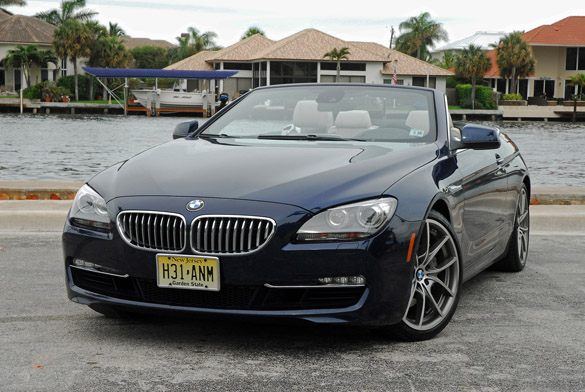 2012 BMW 650i Convertible Review – 'The Ultimate Tanning Machine'