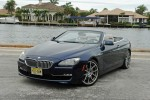 2012 BMW 650ii Convertible Beauty Wide Done Small