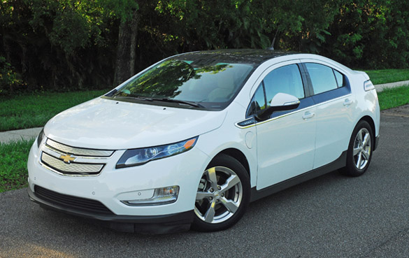Second Look: 2012 Chevrolet Volt – Electrifying the Automotive World