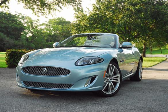 2012 Jaguar XK Convertible Review – Pouncing on the Competition