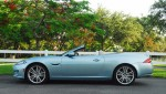 2012 Jaguar XK Convertible Beauty Side Done Small
