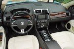2012 Jaguar XK Convertible Dashboard Done Small