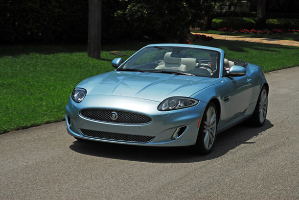 2012 Jaguar Xk Convertible Review Pouncing On The