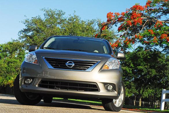 2012 Nissan Versa SL Review – 'V for Versatility'
