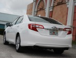 2012 Toyota Camry Beauty Rear Done Small