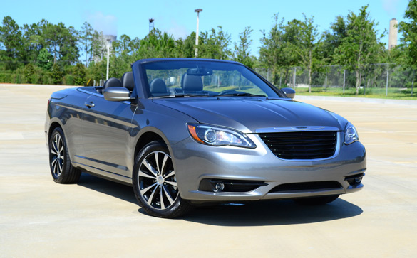 2012 chrysler 200 s convertible review test drive. Black Bedroom Furniture Sets. Home Design Ideas
