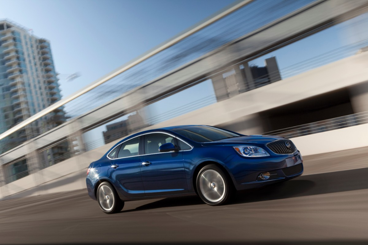 2013 Buick Verano Turbo Promises Luxury With A Sporting Touch