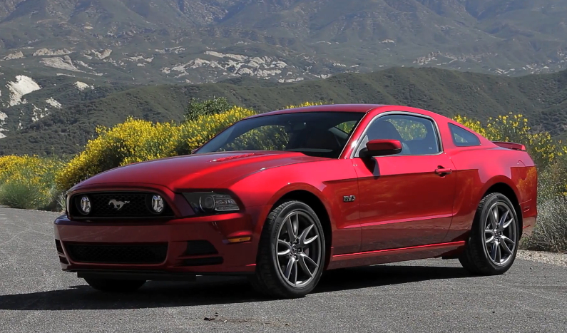Is The 2013 Mustang GT A Poor Man's Boss 302? Video