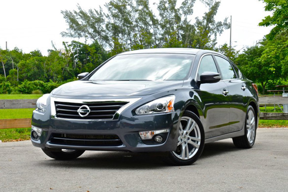First Drive: 2013 Nissan Altima Review
