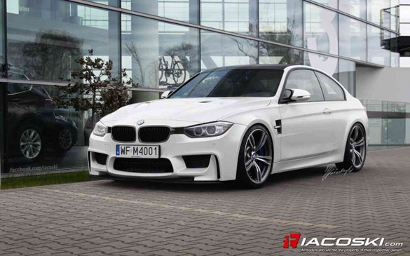 2014 BMW M3 Could Pack a 480 horsepower 3.2-liter Inline Six-Cylinder Engine