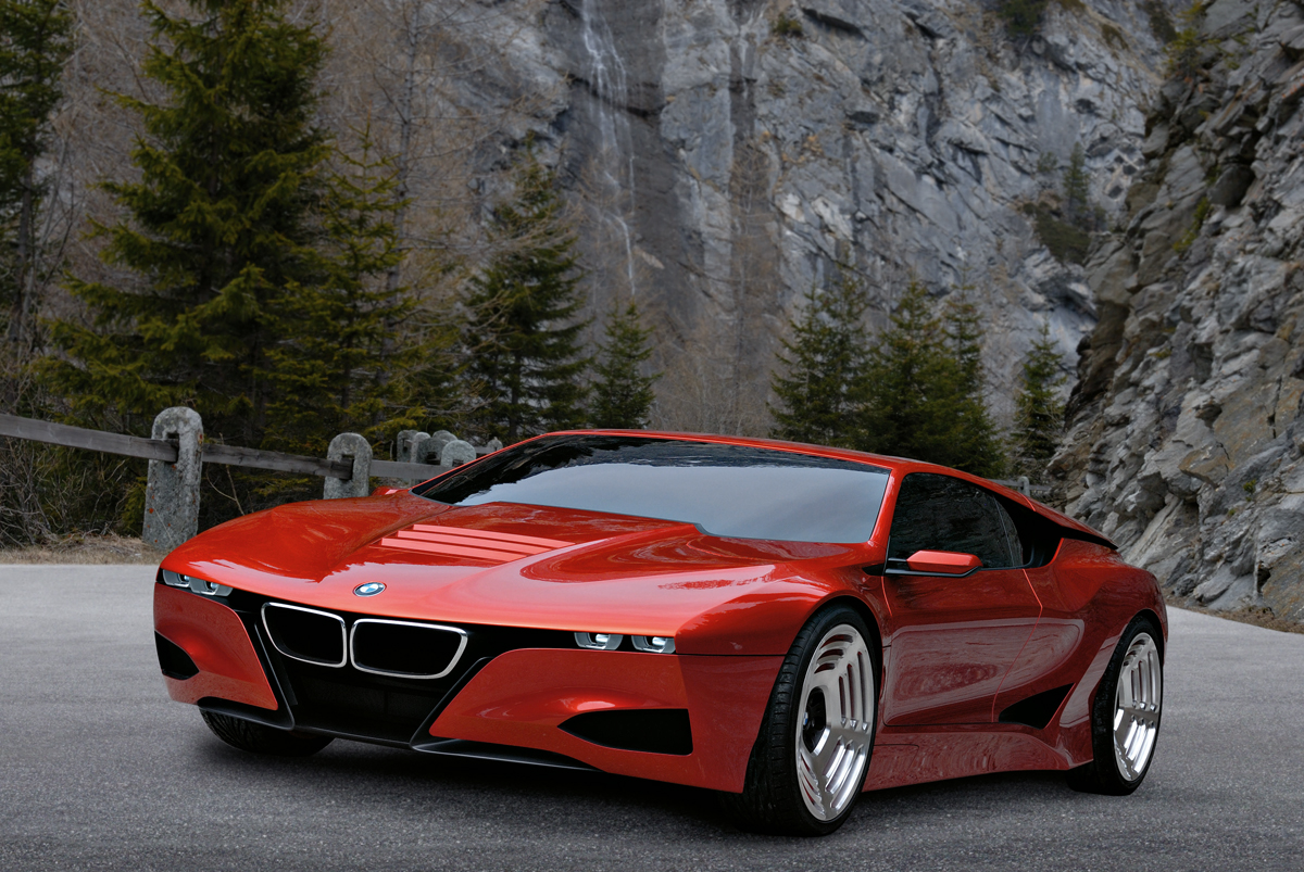 IS BMW Back To Planning A New M1?