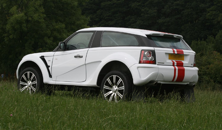 Bowler Motorsport And Land Rover Make It Official