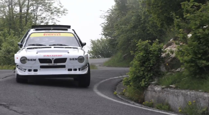 Chris Harris, Rally Co-Driver: Video