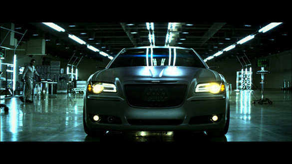 'Imported From Gotham City' – Chrysler Sponsors 'The Dark Knight Rises' with 300S Ad Spot