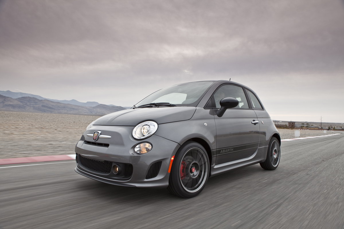 Chrysler Sells Out Of The 2012 Fiat 500 Abarth