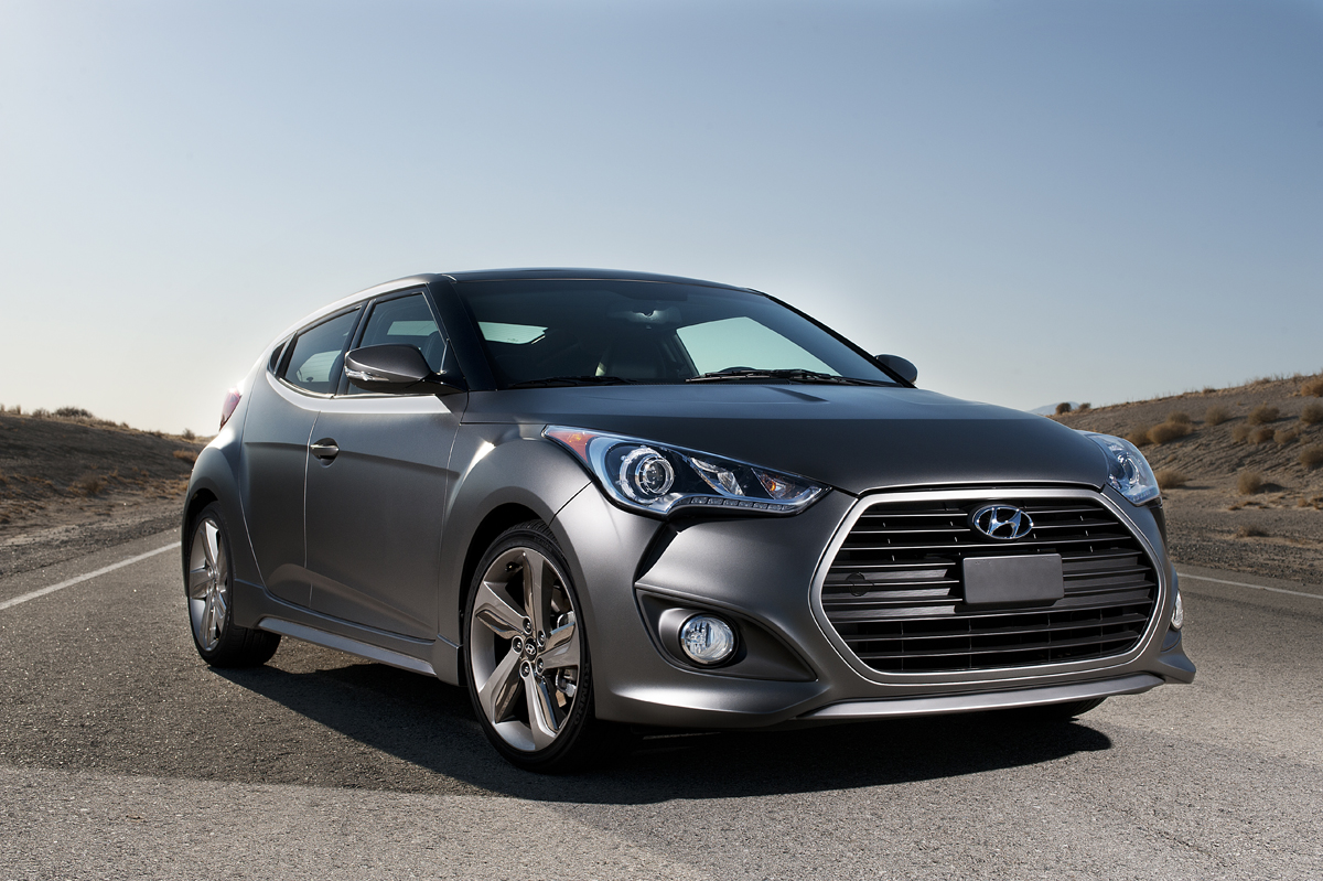 Hyundai (Sort Of) Prices The Veloster Turbo