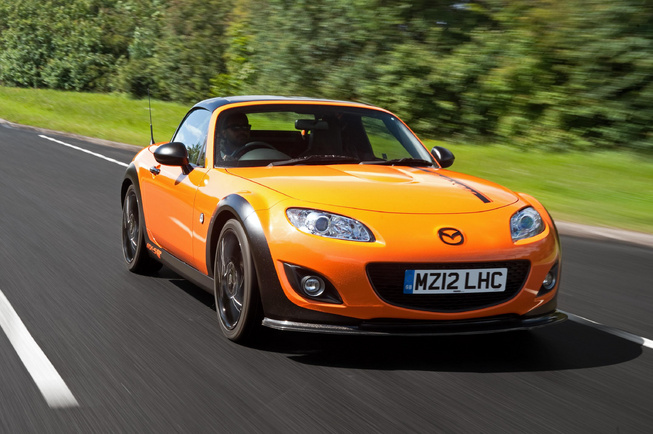 Mazda To Debut MX-5 GT Concept At Goodwood