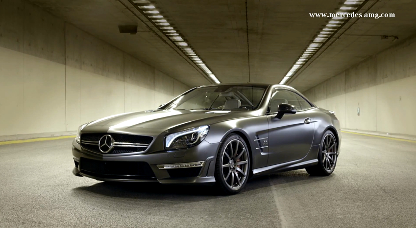 Mercedes-Benz And AMG Celebrate 45 Years Of Partnership With Special SL 65 AMG: Video