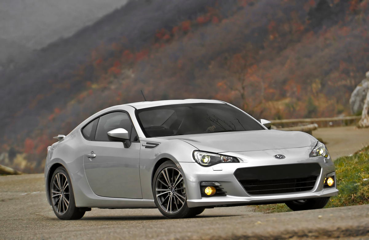 Subaru BRZ, Scion FR-S Top List Of Fastest Selling Cars