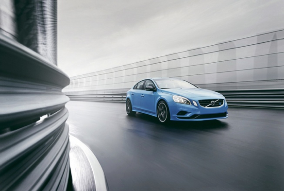 Volvo's S60 Polestar Performance Concept Is A 508-Horsepower BMW M3 Fighter