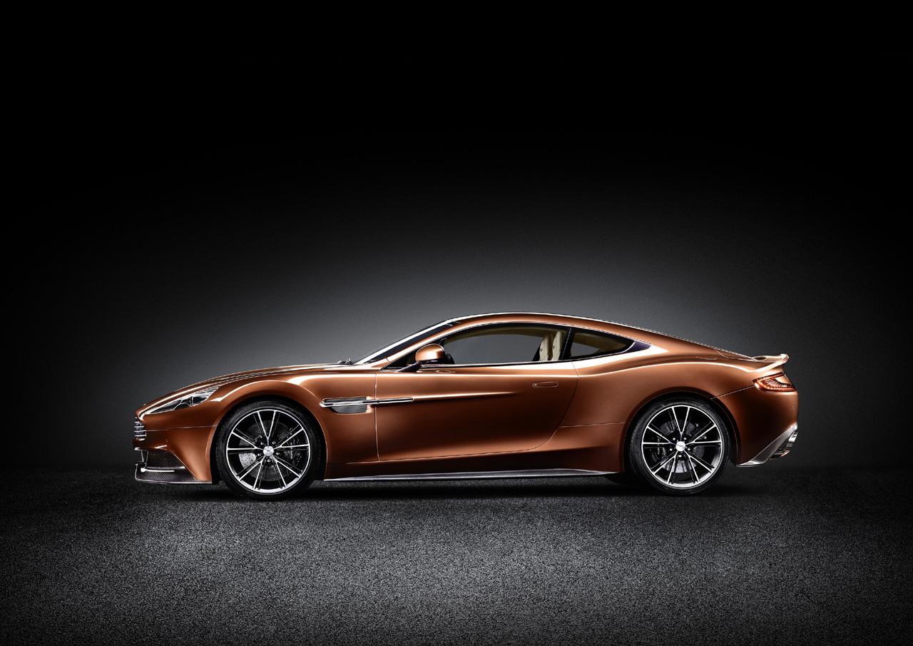 Aston Martin AM 310 Vanquish (DBS Successor) Official