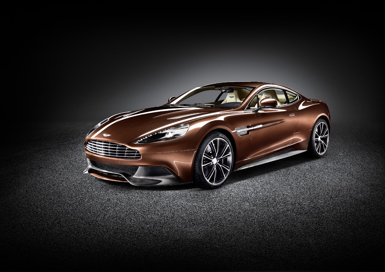Aston Martin AM 310 Vanquish (DBS Successor) Official Information Uncovered