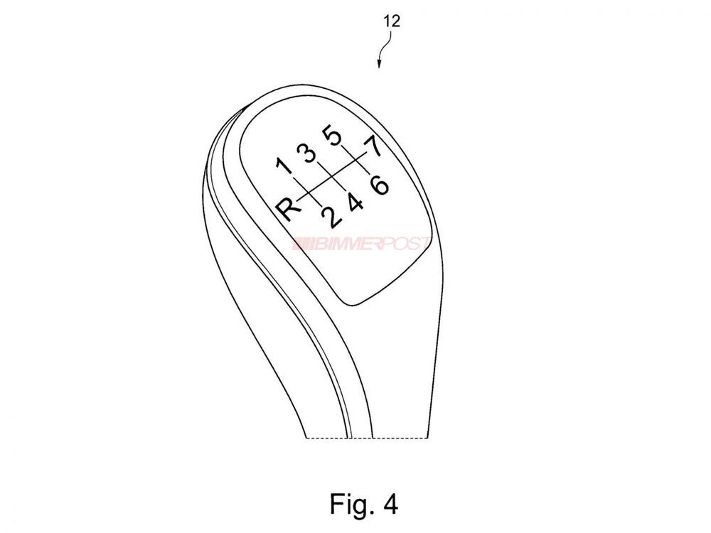 Shifting Debacle: BMW Patent Designs for 7-Speed Manual Transmission Exposed