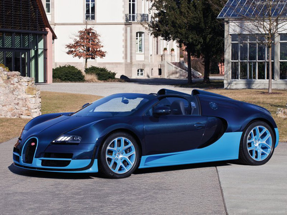 Bugatti Veyron Successor Confirmed – Could Be Hybrid