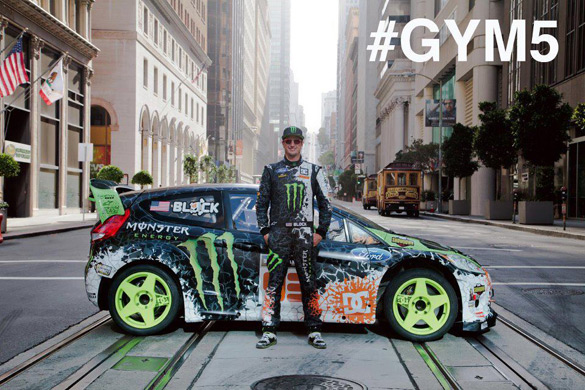 Video: Ken Block's Gymkhana 5 Teaser Straight From San Francisco