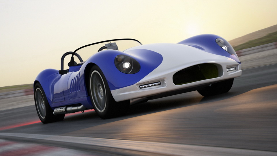 2013 Lucra LC470 Revealed: 0-60 mph in 2.5 Seconds