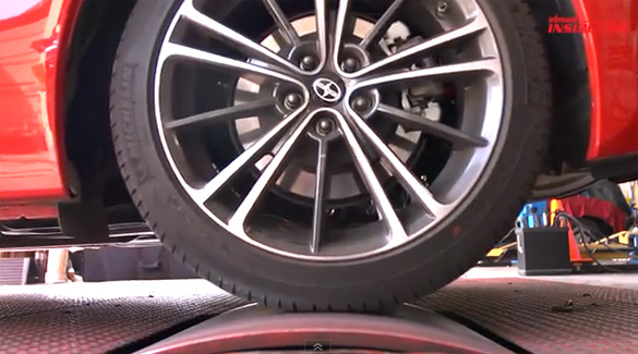 Video: Stock Scion FR-S Lays Down 173 Rear-Wheel-Horsepower